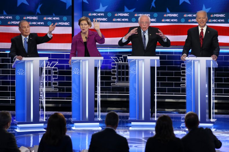 Dem debate Nevada