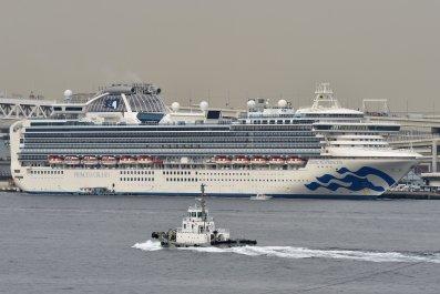 Diamond Princess cruise ship coronavirus February 2020