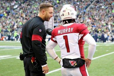 Kliff Kingsbury, Kyler Murray, Arizona Cardinals