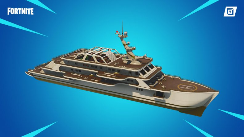 fortnite yacht update 120 patch notes