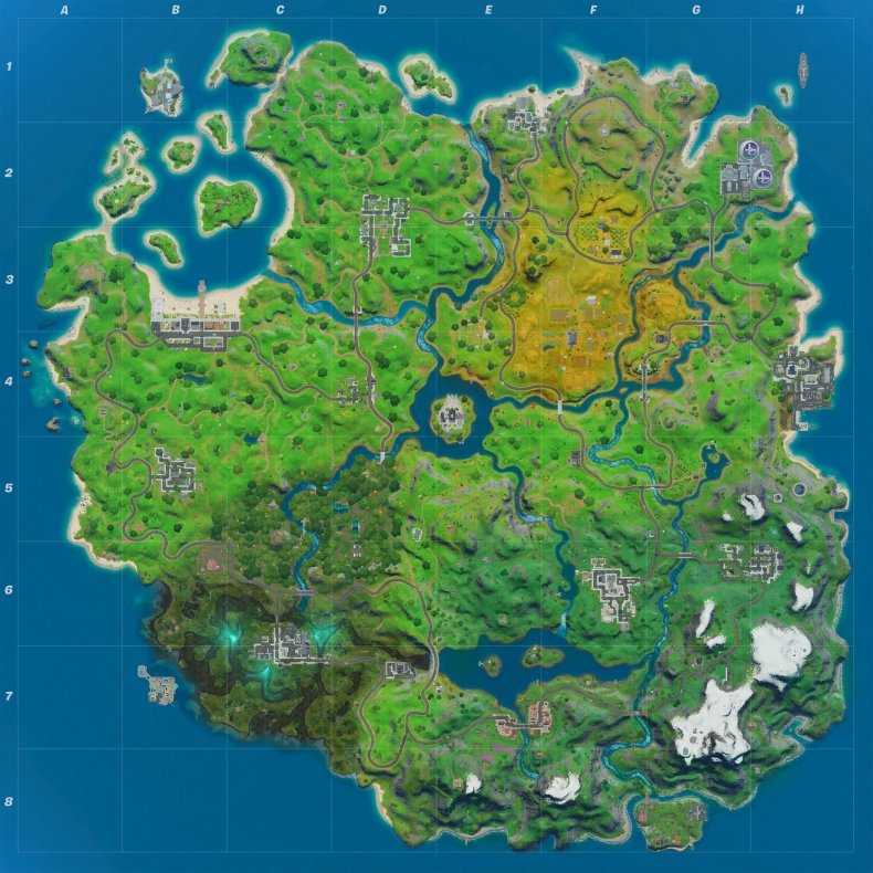 fortnite map update 120 patch notes