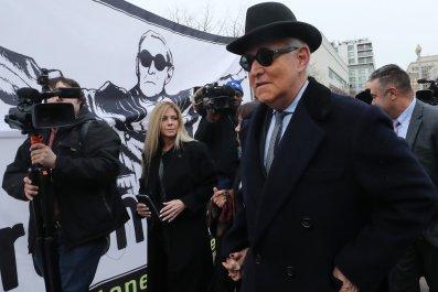 Former Trump associate Roger Stone sentenced
