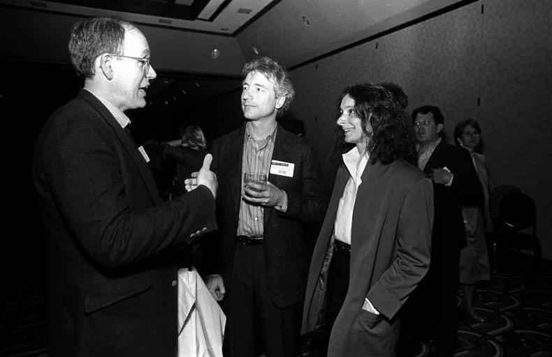Larry Tesler At 1987 PC Forum