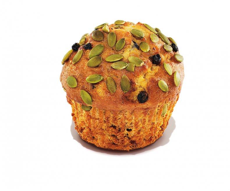 Protein Muffin Dunkin'