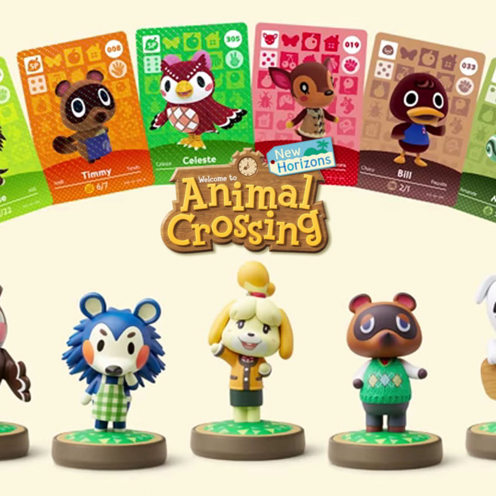 Animal Crossing New Horizons Amiibo How They Work And Where To
