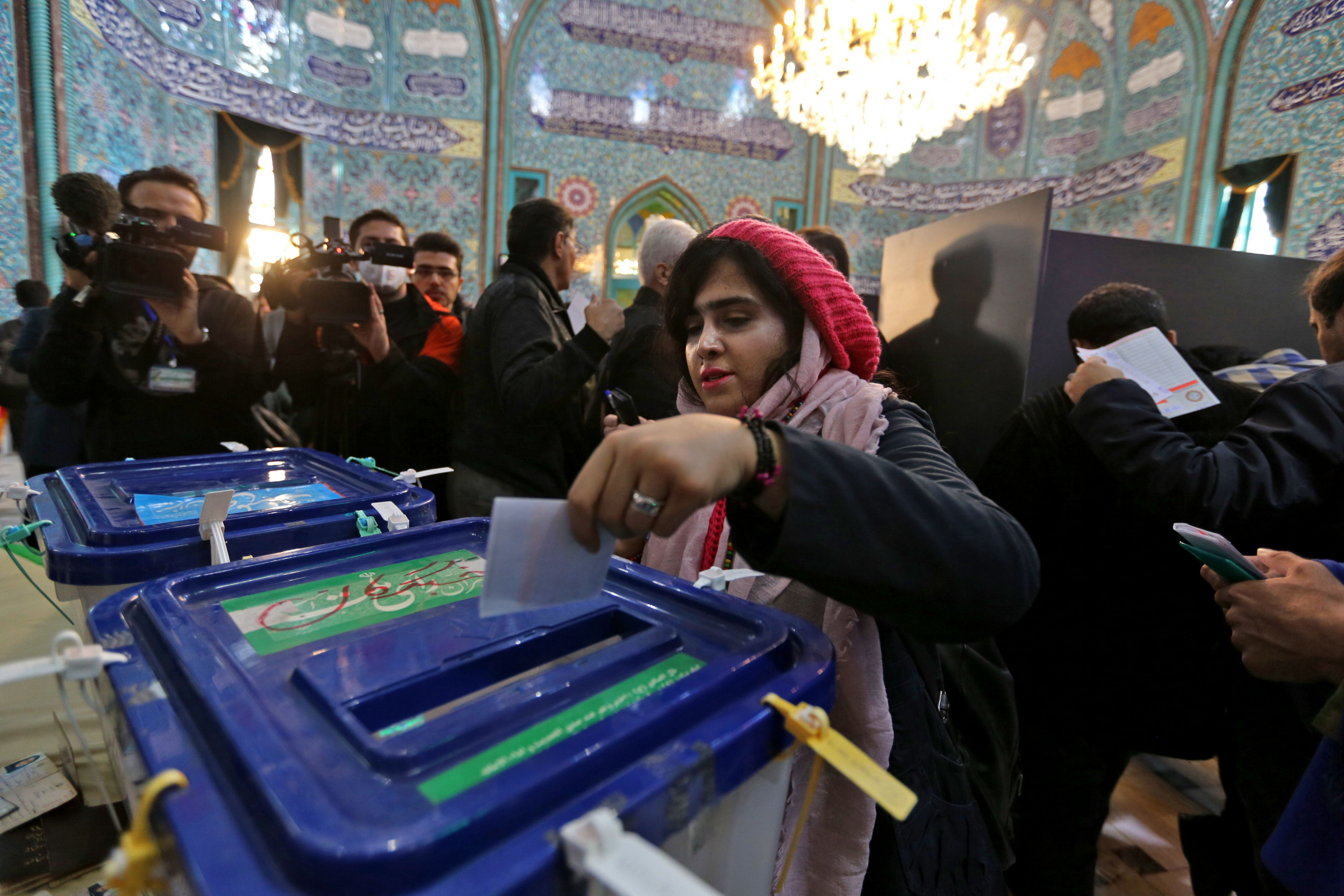 Iran Presidential Adviser Warns Low Election Turnout Will 'Please' Enemies