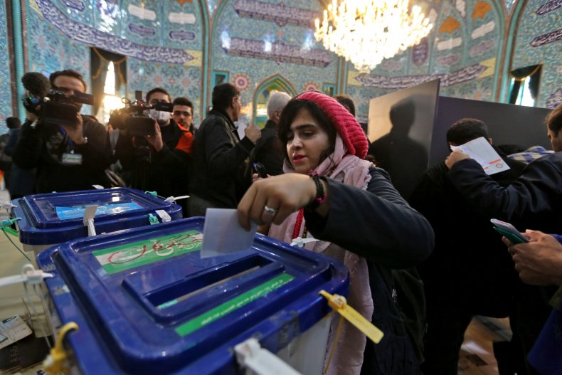 Iran, election, parliament, vote, turnout