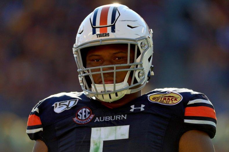 Derrick Brown, Auburn Tigers