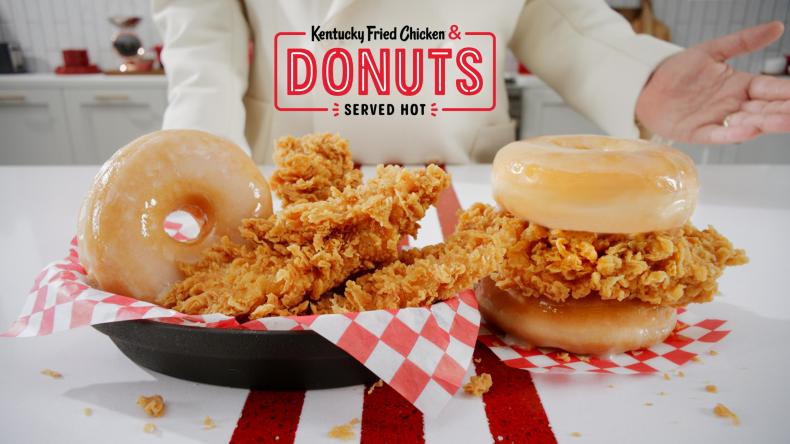 KFC Donuts