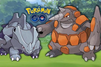 pokemon go rhyhorn community day rhyperior essentials