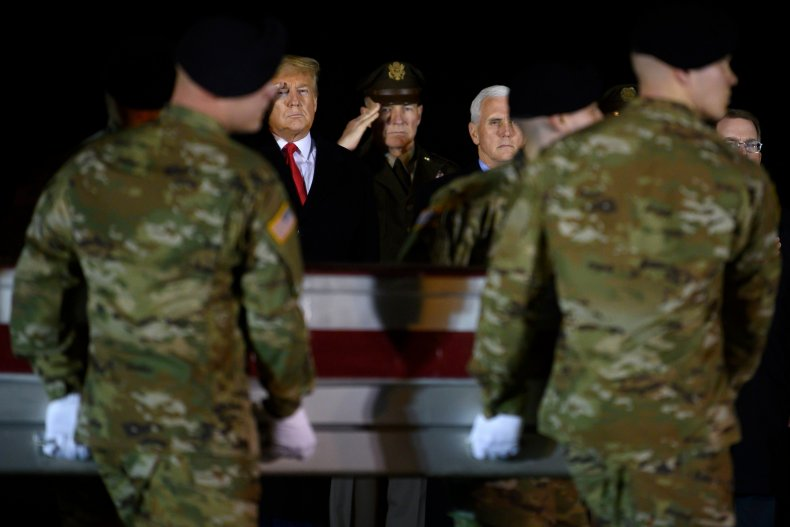afghanistan, deaths, donald, trump, mike, pence