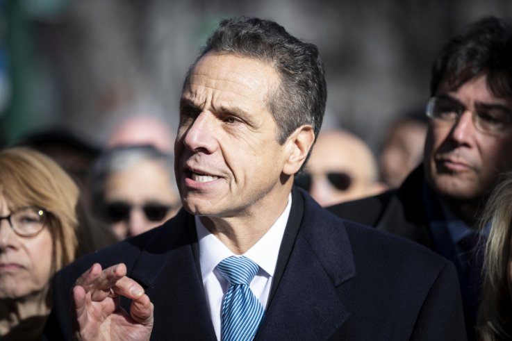 'Over My Dead Body' Will Trump Admin Get Undocumented Immigrants DMV Information, N.Y. Governor Andrew Cuomo Says