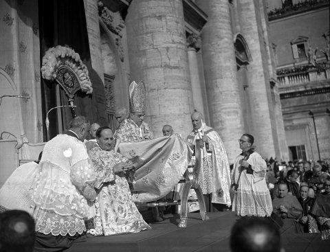 Vatican Pope Pius XII