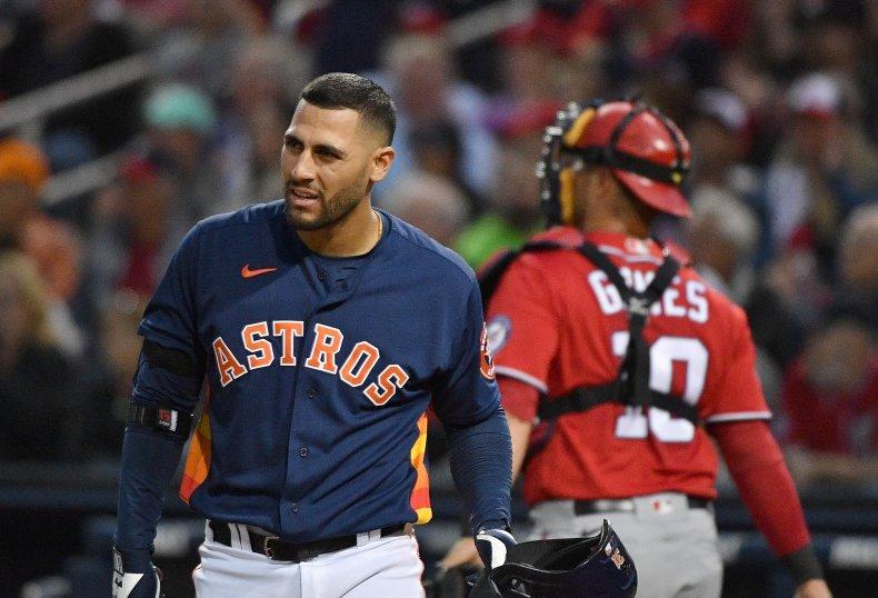 Houston Astros, Washington Nationals
