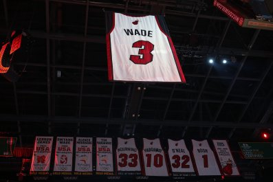 Dwayne Wade Jersey