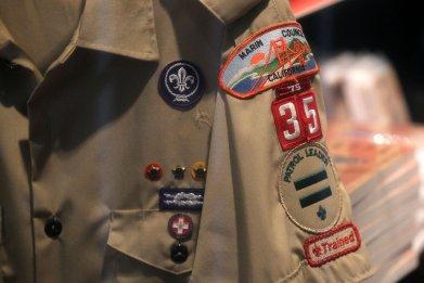 Boy Scouts uniform