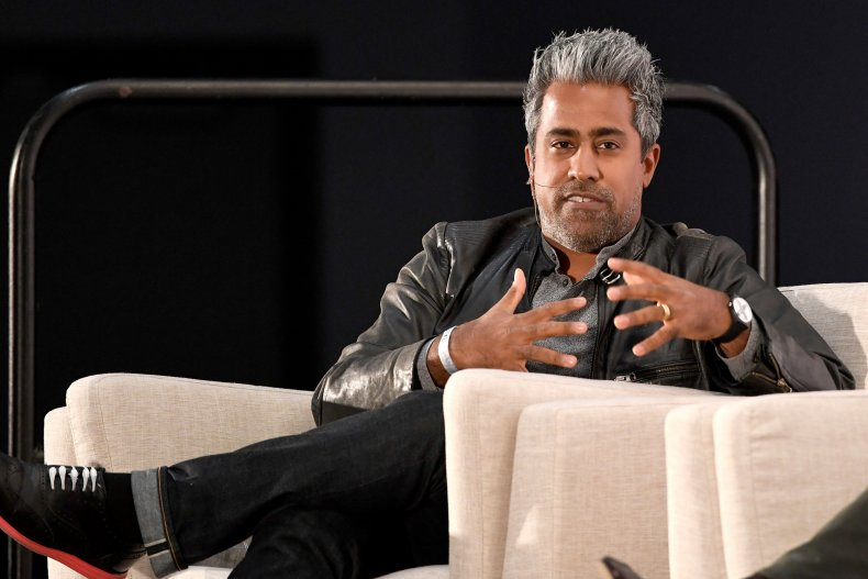 Anand Giridharadas - MSNBC contributor
