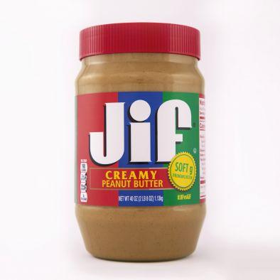 Jif Peanut Butter Jif