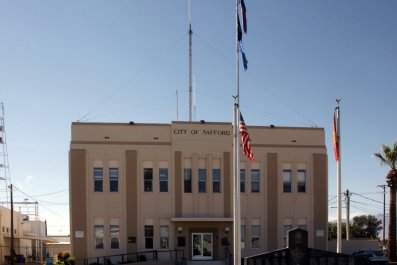 Safford City building