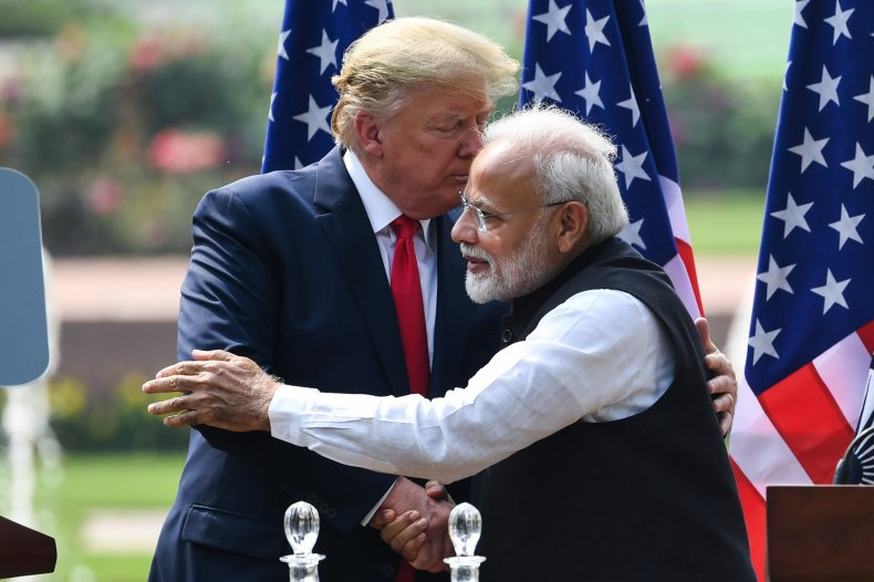 Donald Trump, Narendra Modi, US, India, visit