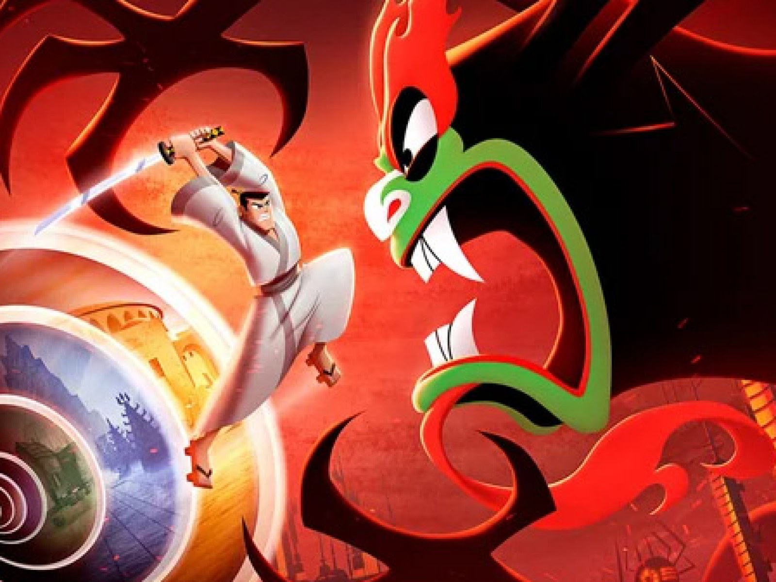 Samurai Jack Returns In Battle Through Time Video Game
