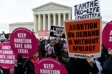 abortion winning political issue democrats republicans election