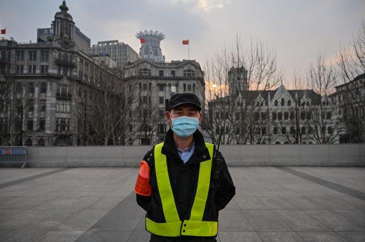Shanghai , China, Coronavirus, covid19