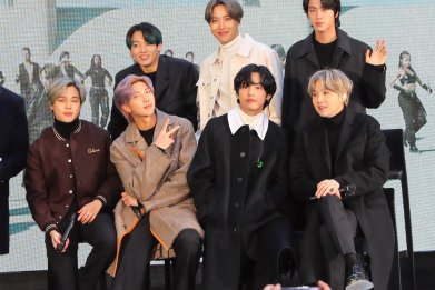 BTS Today Show NYC February 2020