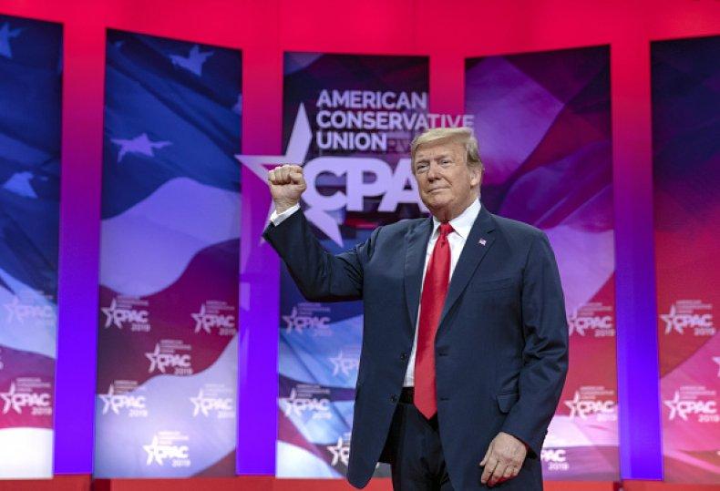 donald trump CPAC keynote address 2019