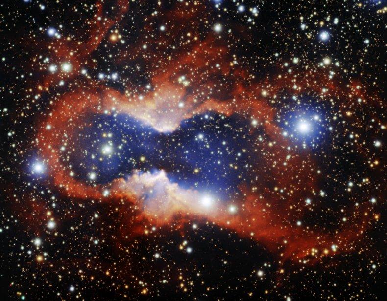 planetary nebula CVMP 1
