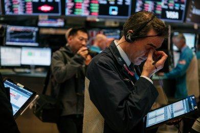 coronavirus stock markets recession economy china crisis