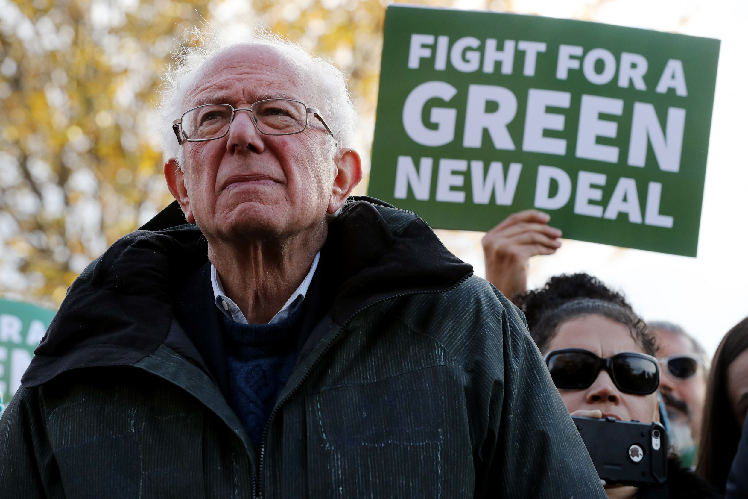 Bernie Sanders Will Have To Very Seriously Rethink Green New Deal If Elected Says Former White House Economist,House Exterior Paint Colors That Go With Red Brick