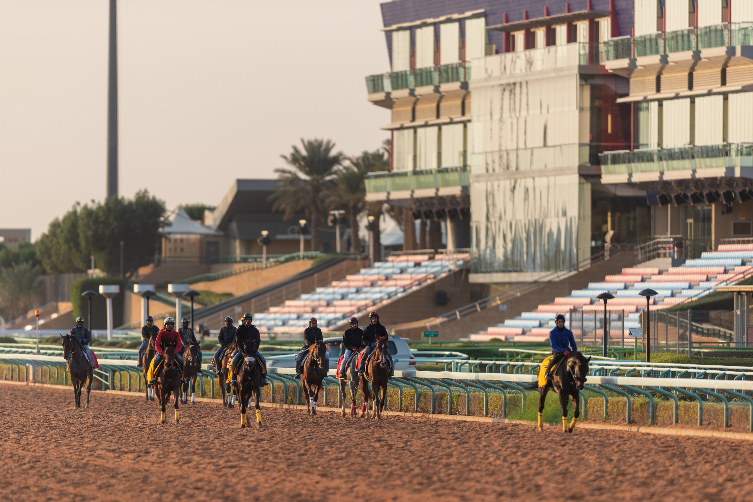 Saudi Cup: All you need to know about horse racing's richest event on Saturday