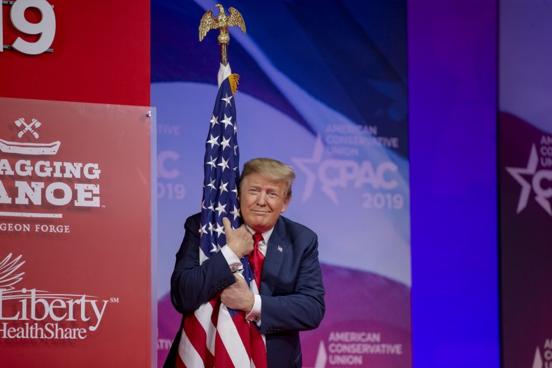 2020 CPAC notable absent conservative figures