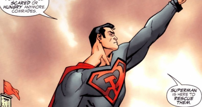 How The Superman Red Son Adaptation Transforms The Way We Think About Superman
