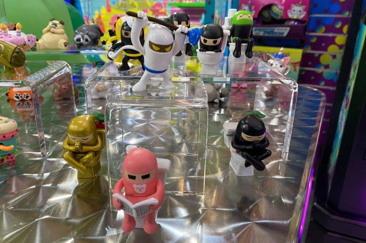 Funko Toy Fair 2020 Toilet Ninjas Paka