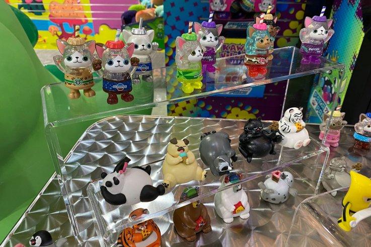 Funko Toy Fair 2020 Soda Cats Paka