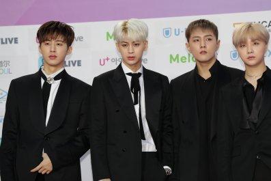 B.I iKon K-pop South Korea January 2019
