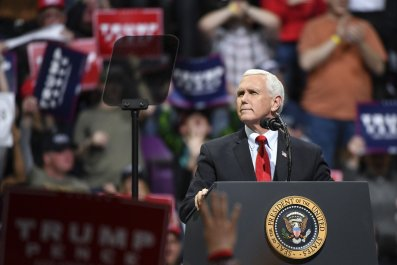 Mike Pence Colorado Rally