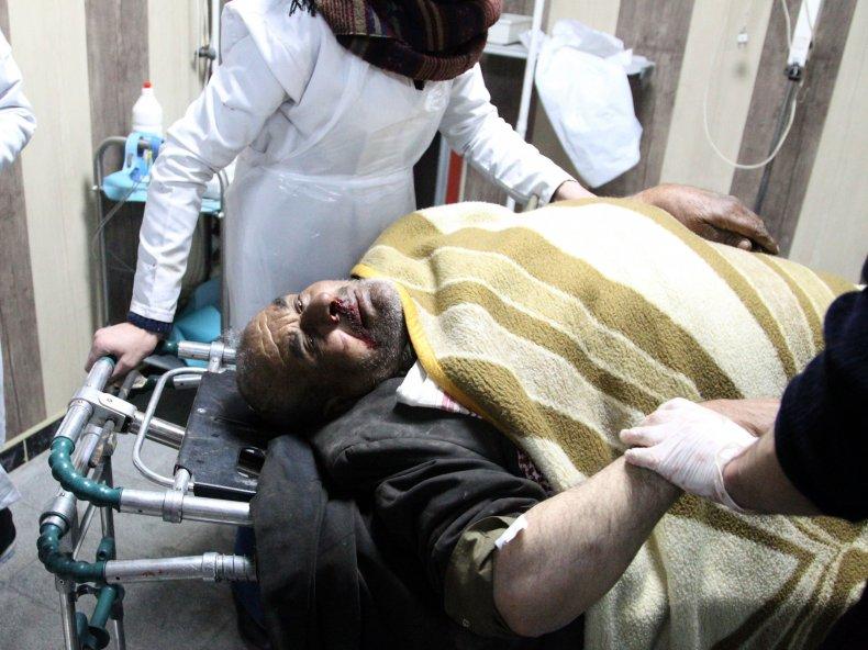 Russia, Idlib, Syria, assault, doctors, hospital, MSF