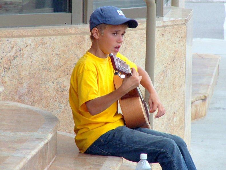 Justin Bieber Canada