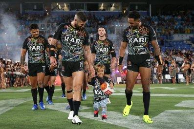 Quaden Bayles Australia Rugby