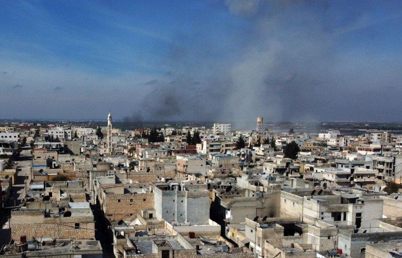 syria, war, idlib, saraqib, turkey, russia