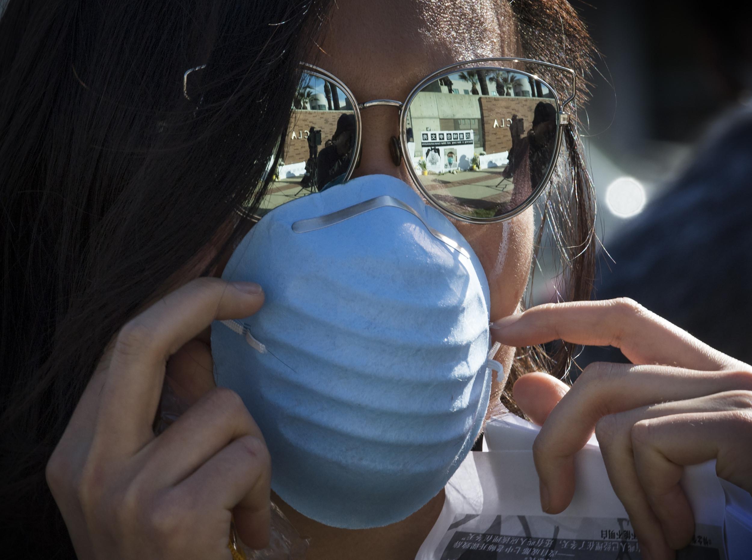 pediatric n95 mask