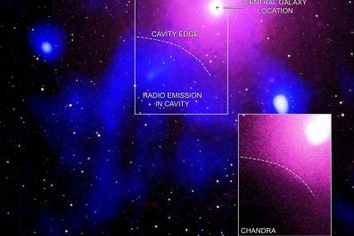 biggest explosion universe