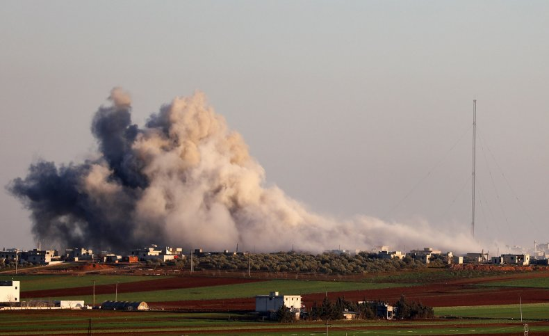 US, Russia, Turkey, Syria, Idlib, airstrikes