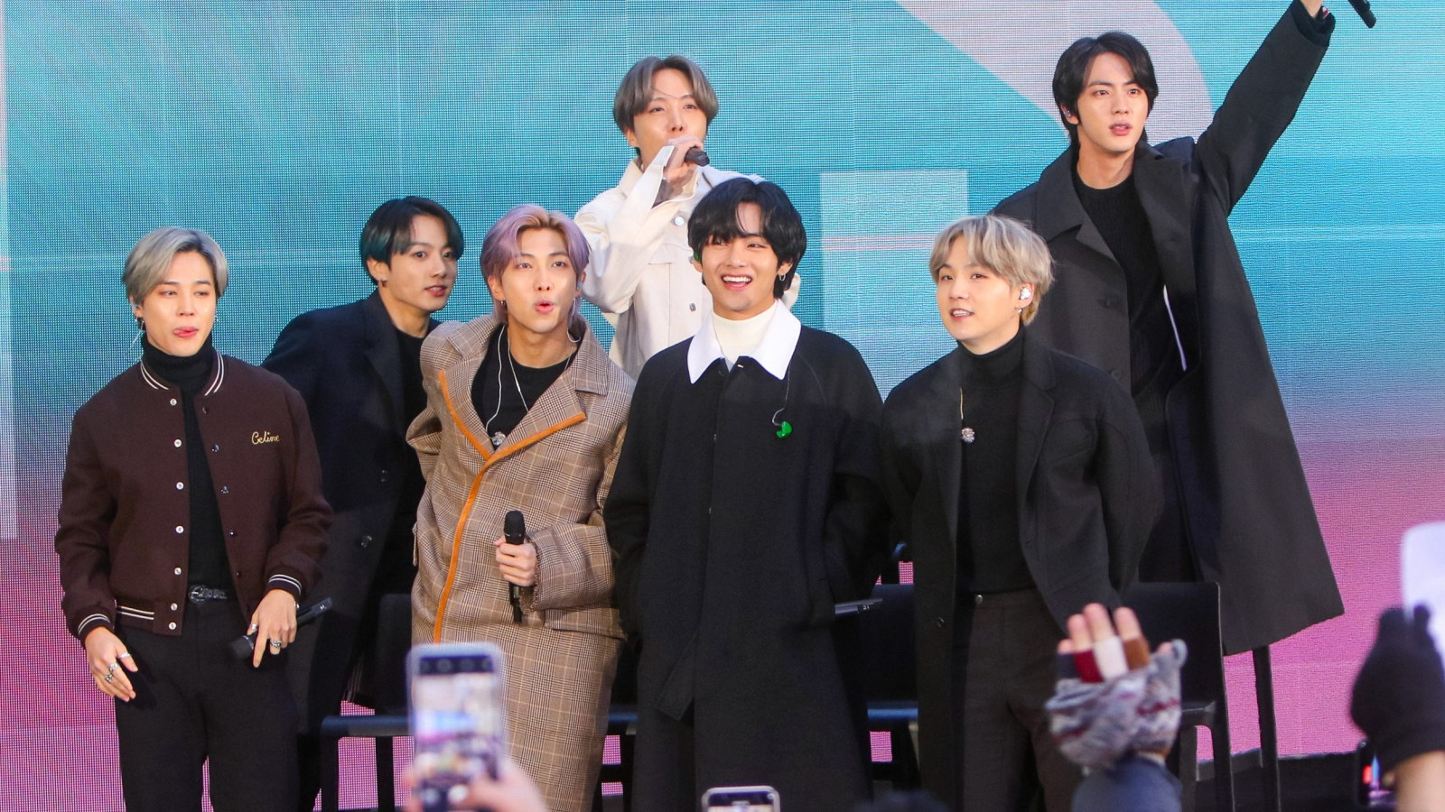 bts today show nyc feb 2020