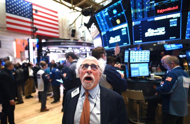 coronavirus stock markets recession economy