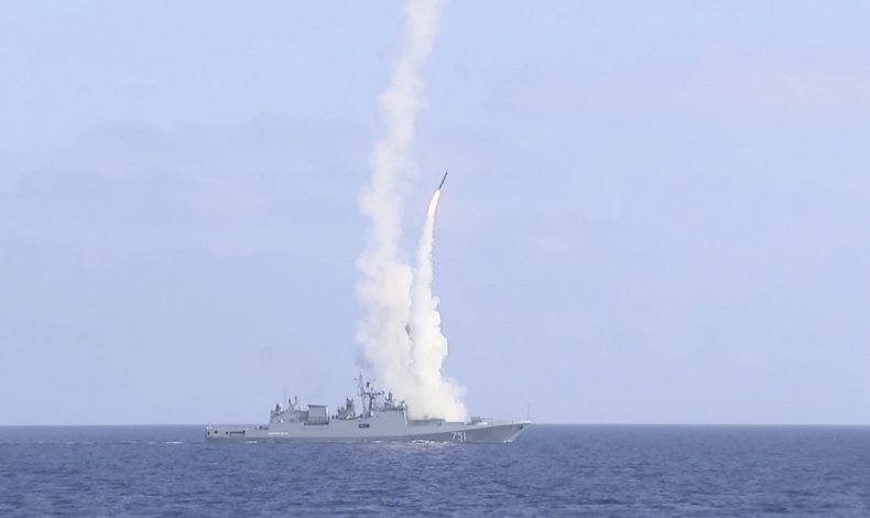 russia, kalibr, cruise, missile, isis, syria