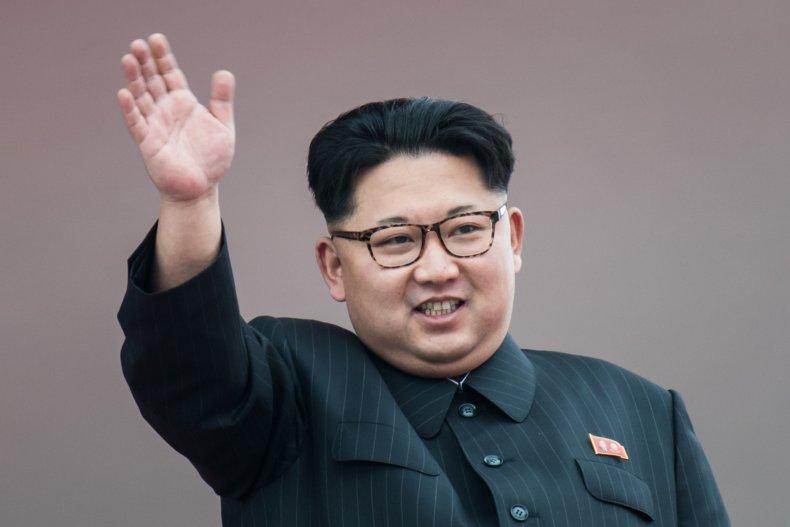 North Korean Kim Jong Un May 2016